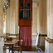 Buffet  / Orgue (Mathot, 1965) - Ecole royale militaire